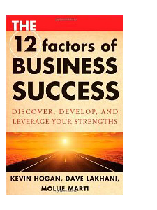 12 Factors of Business Success Cover