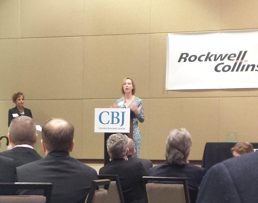 Mollie Marti Speaking