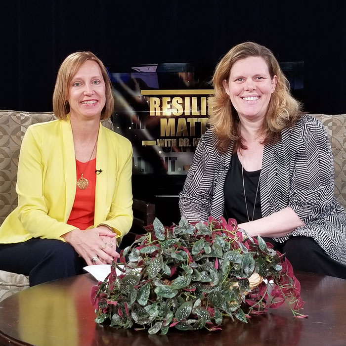 Resources: Resiliency Matters TV with Dr. Allison Jackson
